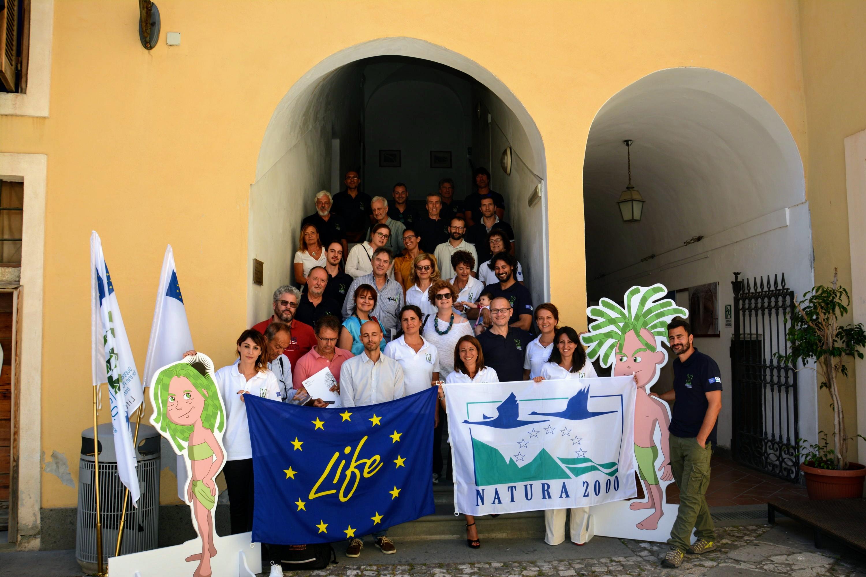 Round table on the management of Posidonia oceanica transplants – Civitavecchia (RM), Lazio