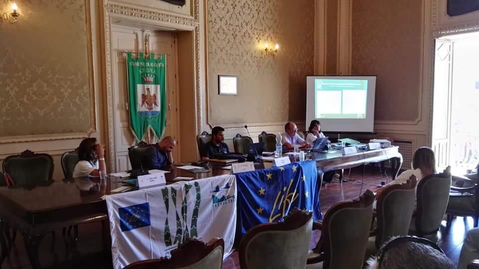 Round table on the experimental transplantation of Posidonia oceanica at Priolo Gargallo (SR)