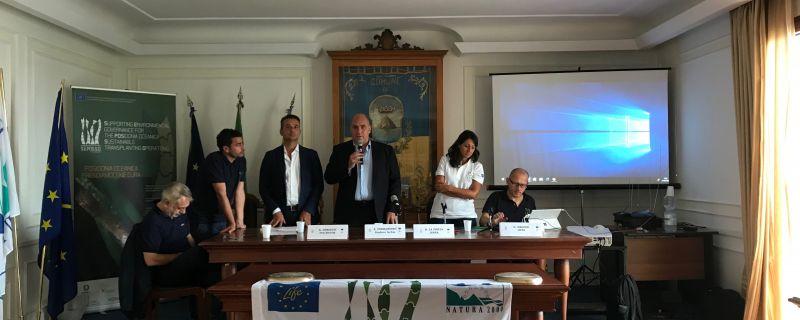 Round table on Posidonia oceanica transplantation in Ischia (NA)