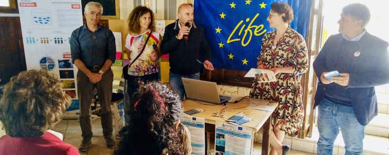 Networking with REMEDIA Life in Torre dell'ORSO (LE)