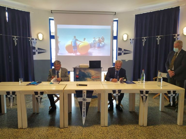 ISPRA and Lega Navale Italiana for the protection of marine environment: with Life SEPOSSO for Posidonia